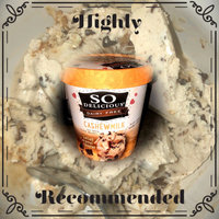 So Delicious® Cashew Milk Salted Caramel Non-Dairy Frozen Dessert 1 pt. Tub uploaded by Whitney M.