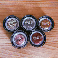 Maybelline Eyestudio® ColorTattoo® Leather 24 Hour Cream Gel Eye Shadow uploaded by SARA C.