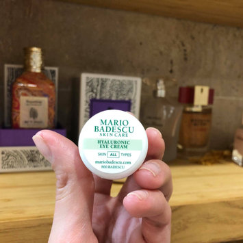Photo of Mario Badescu Hyaluronic Eye Cream uploaded by Teona M.