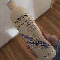 Aveeno® Positively Nourishing® Calming Body Wash uploaded by Sarah C.