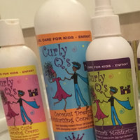 Curls Curly Q's Coconut Dream Conditioner, 32 fl. oz. uploaded by Antonica T.