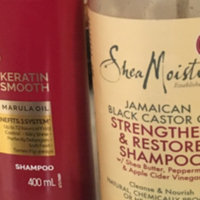 SheaMoisture Jamaican Black Castor Oil Strengthen & Grow Shampoo uploaded by Antonica T.