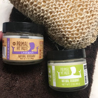 Primal Pit Paste Natural Deodorant Stick Lavender uploaded by Andrea N.