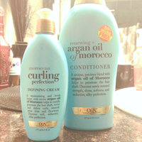 OGX® Moroccan Curling Perfection Defining Cream uploaded by Nicole r.
