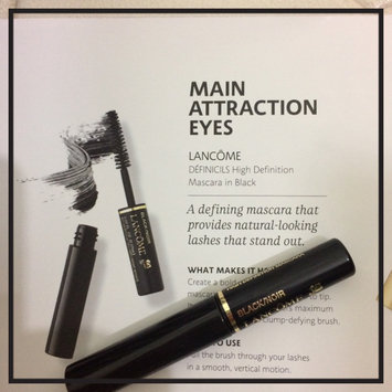 Photo of Lancôme Définicils Waterproof High Definition Mascara uploaded by Nka k.