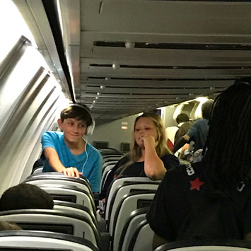 Photo of United Airlines uploaded by Angela T.