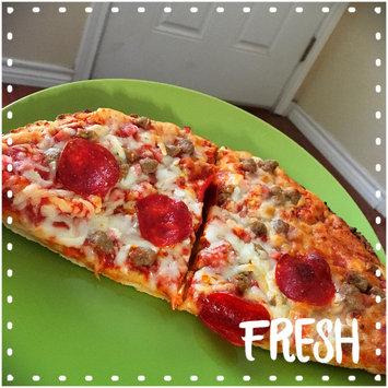 Photo of Tony's Original Meat-Trio Pizza 14.1-oz. uploaded by Ashtyn J.