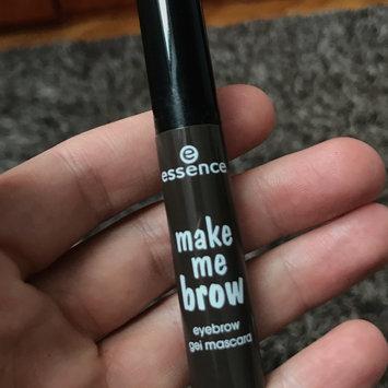 Photo of Essence Make Me Brow Eyebrow Gel Mascara uploaded by Zselyke C.