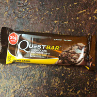 QUEST NUTRITION Chocolate Brownie Protein Bar uploaded by Alexis C.