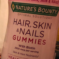Nature's Bounty Hair, Skin & Nails uploaded by Jessica C.