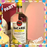 BACARDI LIMÓN RUM  uploaded by lacey e.