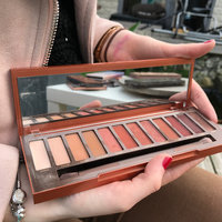 Urban Decay Naked Heat Eyeshadow Palette uploaded by CAMILLE♡ B.