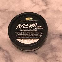 LUSH Ayesha Fresh Face Mask uploaded by Alicia C.