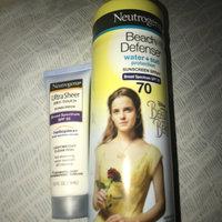 Neutrogena® Ultra Sheer Dry-Touch Sunscreen uploaded by Gbemi A.