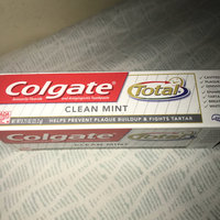 Colgate® Total® CLEAN MINT Toothpaste uploaded by Gbemi A.