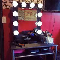 Impressions Vanity Co. Hollywood Iconic(TM) Vanity Mirror, Size One Size - White uploaded by Amanda M.