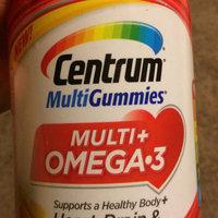Centrum® MultiGummies® Multi + Omega-3 uploaded by Glenda N.