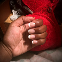 LA Colors Fashion Nail Tips, Short Length, Pink French, 12 Ct uploaded by Kalaeja F.