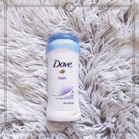 Dove Fresh Invisible Solid Antiperspirant uploaded by Andrea C.