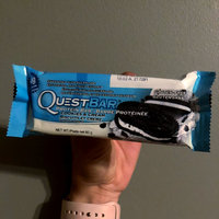 QUEST NUTRITION Cookies & Cream Protein Bars uploaded by christine f.
