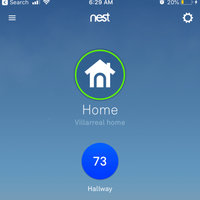 Nest  Learning Thermostat uploaded by Heather V.