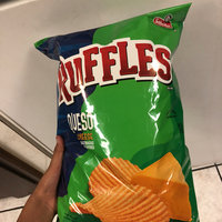 Ruffles® Queso Potato Chips uploaded by Gisela C.
