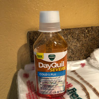 DayQuil™ SEVERE Cold & Flu Relief Liquid uploaded by Kimberly M.