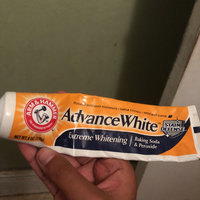 ARM & HAMMER™  Advance White™ Extreme Whitening Baking Soda & Peroxide Toothpaste uploaded by Gisela C.