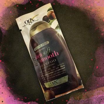 Photo of OGX® Silicone Free Shea Soft & Smooth Shampoo uploaded by Kat J.
