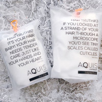 AQUIS Lisse Luxe Long Hair Towel uploaded by Valeria O.