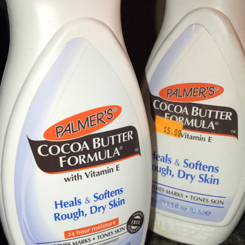 Palmer's Cocoa Butter Formula 24 Hour Moisture uploaded by Tara W.