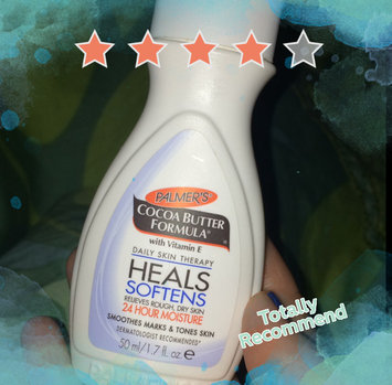 Palmer's Cocoa Butter Formula 24 Hour Moisture uploaded by Lauren F.