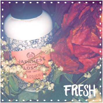 Photo of THE BODY SHOP® Japanese Cherry Blossom Fragrance Mist uploaded by Ameera B.