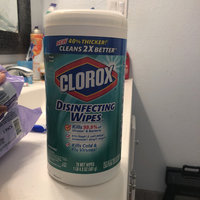 Clorox Disinfecting Wipes uploaded by Cynthia G.
