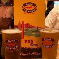 Kona Brewing Co.® Hang 10 Longboard® Island Lager® 12 fl. oz. Bottle uploaded by Leah C.