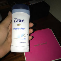 Dove Invisible Solid Antiperspirant Original Clean uploaded by Aaliyah A.