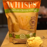 Cello 2.12 oz. Whisps Pure Parmesan Cheese Crisps - Case Of 12 uploaded by Ashley E.