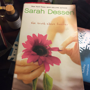 Photo of Truth About Forever (Reprint) (Paperback) uploaded by Taylor F.