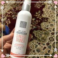 The Best Organic Self Tanner. Natural Sunless Indoor Tanning Lotion Spray for Face and Body. Fast Drying uploaded by Wesooooo D.