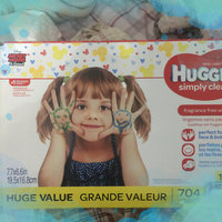 Huggies® Simply Clean Fresh Baby Wipes uploaded by Victoria G.