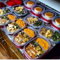 Rubbermaid TakeAlongs Storage Containers & Lids uploaded by Chef C.