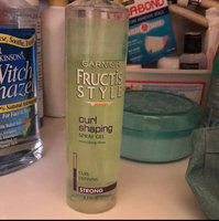 Garnier® Fructis Style® Shaping Spray Gel Curl 8.5 fl. oz. uploaded by Melaney M.