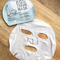 too cool for school Egg Cream Mask Pore Tightening uploaded by Tina F.