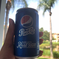 Pepsi-Cola® Made with Real Sugar uploaded by Kisslifestylez 💋.