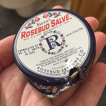 Photo of Rosebud Perfume Co. Smith's Rosebud Salve Tin uploaded by Olivia G.
