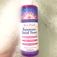 Heritage Store Rose Petals Rosewater 8 oz. uploaded by ciera d.