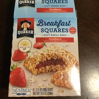 Quaker® Breakfast Squares Strawberry uploaded by Robbye B.