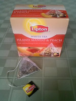 Lipton White Tea uploaded by Melinda P.
