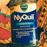 NyQuil™ Cold & Flu Nighttime Relief Liquid uploaded by Ebony S.