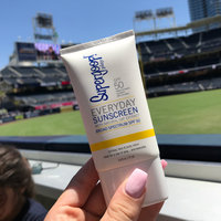 Supergoop! Everyday Sunscreen with Cellular Response Technology SPF 50, 2.4 oz uploaded by Perry B.